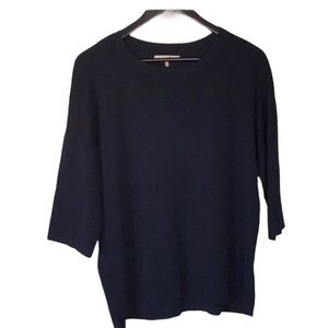 Oak and Fort Sweater- Navy- Size M
